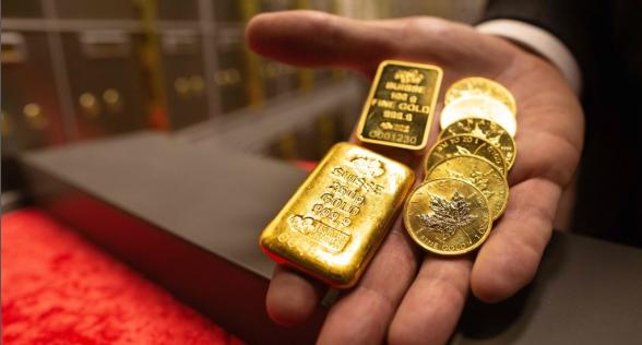 AvaTrade爱华外汇平台:黄金大幅的上涨,美元走弱趋势明显