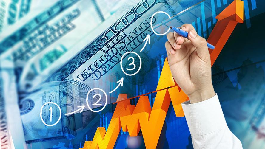 Avatrade爱华外汇:MSCI考虑推出加密货币资产指,美元指数开始上涨